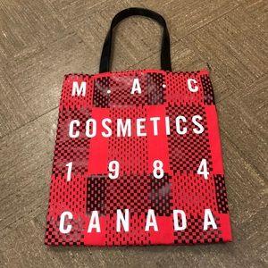 MAC Cosmetics Large Tote Bag RARE